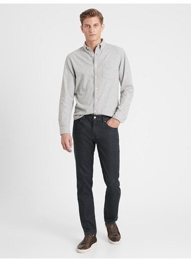 Banana Republic Jean Pantolon Siyah